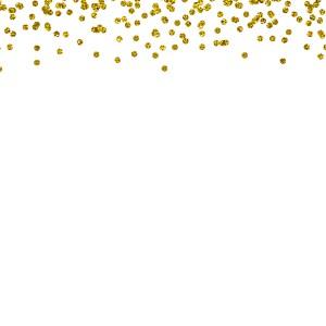 bs281 gold glitter