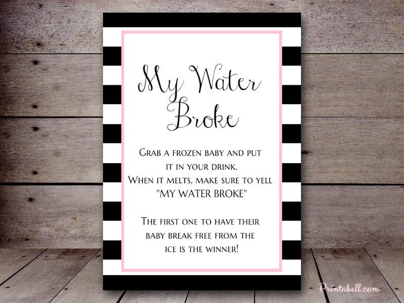 my water broke printabell create