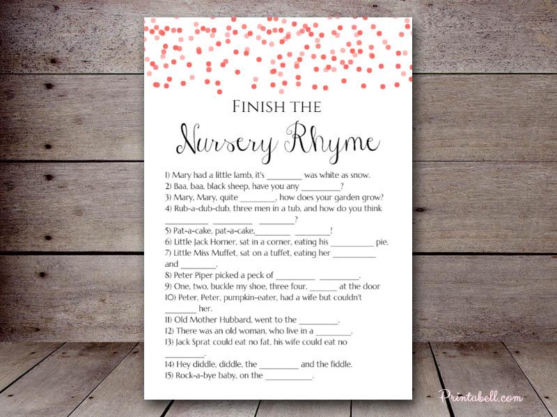 nursery rhyme quiz 2  u2013 printabell  u2022 create