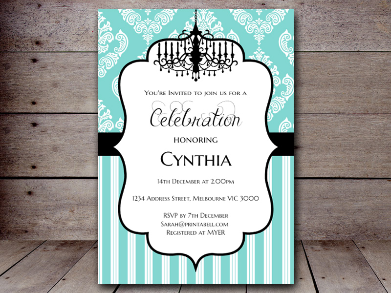 Baby Shower Invitations Printabell Create