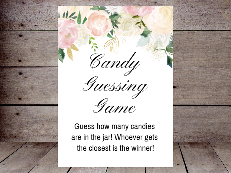 graphic regarding Guess How Many in the Jar Printable named How a great number of Candies Printabell Develop